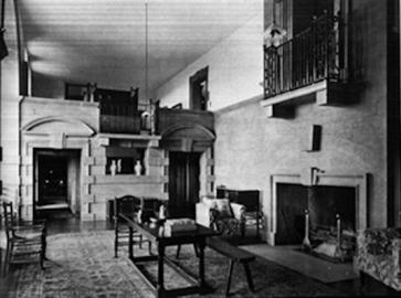 Reference: Little Thackham, Sir Edward Lutyens, 1902 – reference image