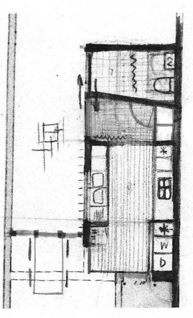 Preliminary concept sketch.