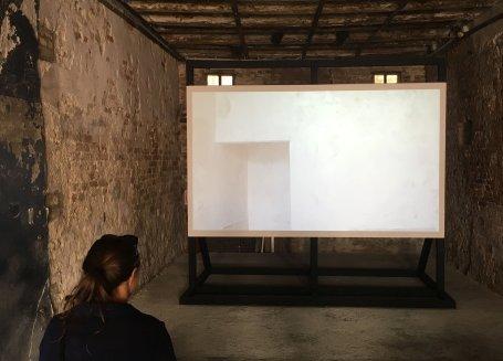 Installation at Fondamenta Santa Anna
